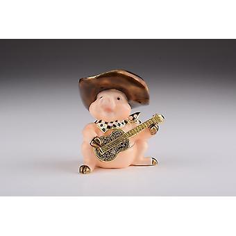 Pig gitározni