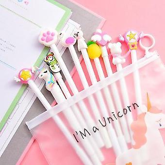 Unicorn Gel-ink Pen For School/office
