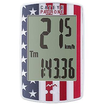 CatEye Padrone Wireless Cycling Computer - CC-PA100W - USA