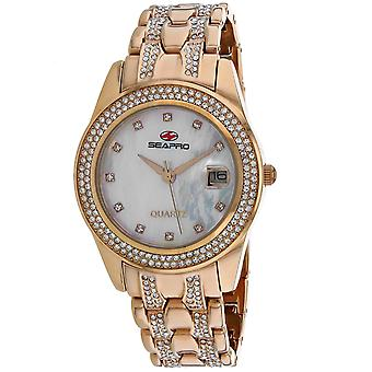 Seapro Women's Intrigue Mother of Pearl Dial Watch - SP0010