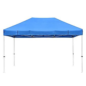 Instahibit 10x15 ft Pop Up Canopy Tent CPAI-84 Commercial Outdoor  Canopy Shade Trade Fair Party Tent