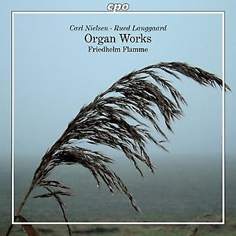 Nielsen/Langgaard - Carl Nielsen, Rued Langgaard: Organ Works [SACD] USA import