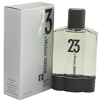 Michael Jordan 23 by Michael Jordan Eau De Cologne Spray 3.4 oz / 100 ml (Men)