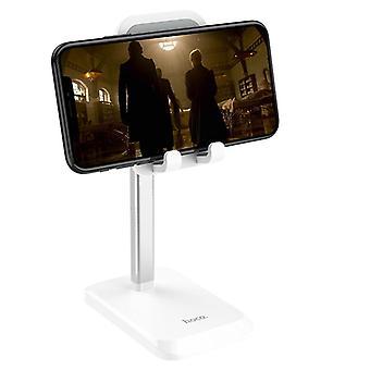 Hoco ph27 Desktop Teleskop Höhe einstellbar faul Telefon Halter Halterung Tablet Stehen für 4,7-10,0 Zoll für iphone se 2020 für ipad 9,7 Zoll