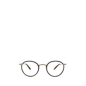 Garrett Leight WILSON bourbon-tortoise unisex eyeglasses