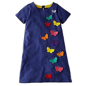 שמלת צד, פרפרים עיצוב, תינוק