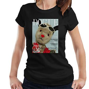 Sooty Sweep Dogue Creme Glacee Women's T-Shirt