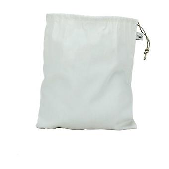 Zero waste shopping Organic loose linen bag S 1 unit