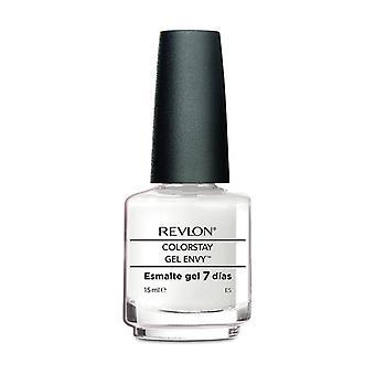 Gel polish 7 dager colorstay gel misunnelse # 060 snø 15 ml gel av 15ml