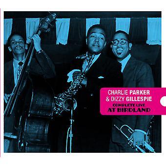 Parker,Charlie / Gillespie,Dizzy - Complete Live At Birdland [Vinyl] Usa import