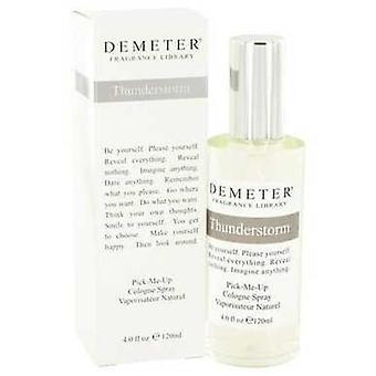 Demeter Thunderstorm av Demeter Cologne spray 4 oz (damer) V728-448954