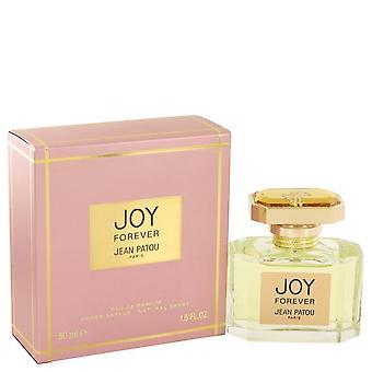 Alegria para sempre Eau De Parfum Spray por Jean Patou 1,6 oz Eau De Parfum Spray