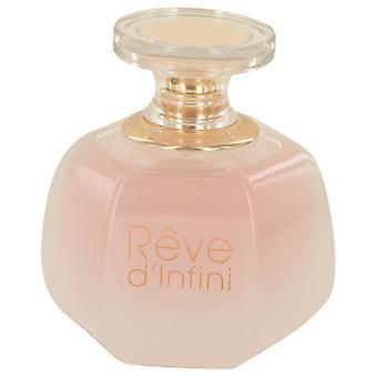 Reve D'infini Eau De Parfum Spray (Tester) por Lalique 3,3 oz Eau De Parfum Spray