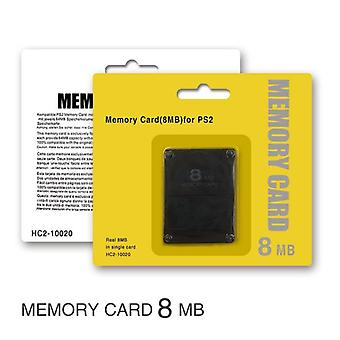 Megabyte Memory Card Game For Sony Ps2 Playstation