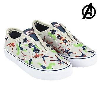 Casual trainers the avengers 73579