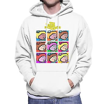 The Magic Roundabout Florence Pop Art Men's Hooded Sweatshirt