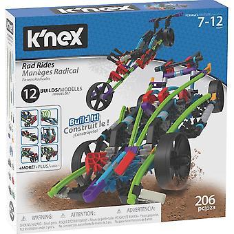 K'NEX Rad Rides 12 In 1 Vehicle Building Set