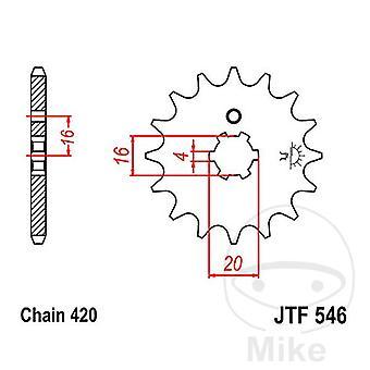Triple-S Stål Främre Kedjekrans 14 Tänder JTF546-14