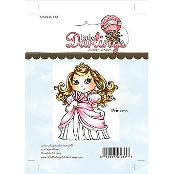 Little Darlings Stamp - Princess