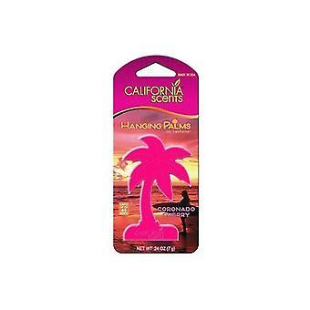 Car Air Freshener California Scents Palm Coronado Cherry