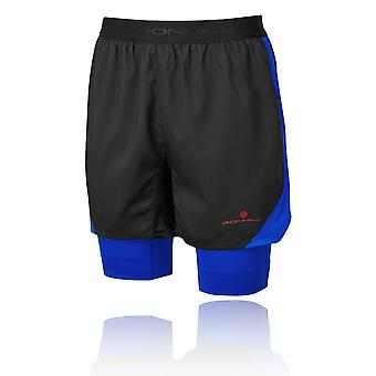"Ronhill Tech Revive 5"" Twin Shorts - SS21"
