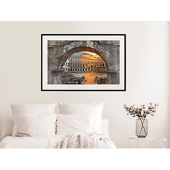 Poster - Sunset in the Ancient City-90x60