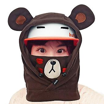 Cold Proof Warm Helmet Cover Hat