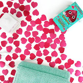 Lovely jubbly - confettis bain de coeur