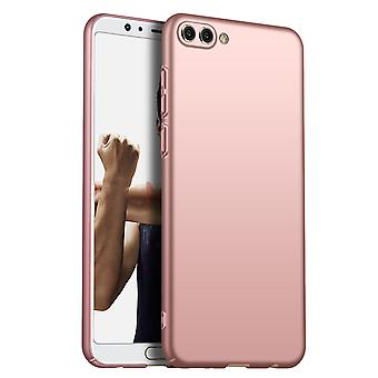 Ultra thin case for honor v10 anti fall shockproof cover rose gold kc365