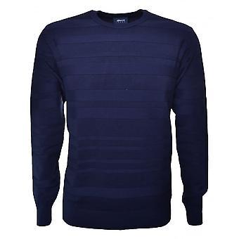 Armani Jeans Herentrui marineblauw