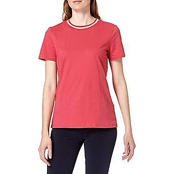 edc by Esprit 031CC1K333 T-Shirt, 665/Blush, XL Women