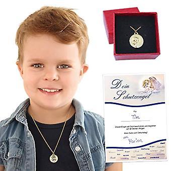 Geschenke mit Namen Collana, Argento 925, Gold, 15 mm(2)