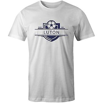 T-shirt da calcio con badge del 1885