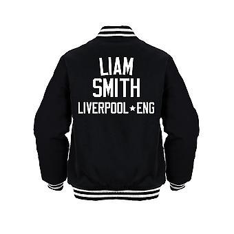 Liam smith boxing legend jacket