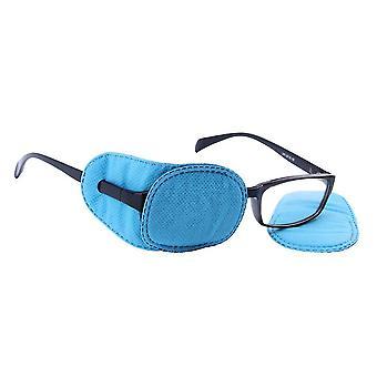 الأطفال النوم قناع Amblyopia قصر النظر إعادة تأهيل العين التصحيح زيادة نظارات النوم قناع