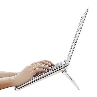 D16 valkoinen korkeudensäätö työpöytä korotettu teline kannettava nosto jäähdytyselementti kannettava jalusta x830