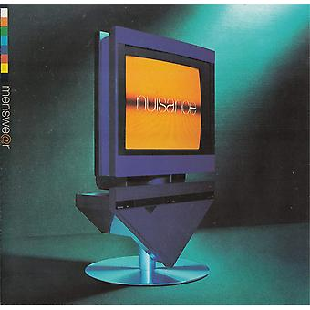 Menswe@r - Overlast Vinyl