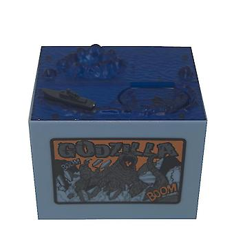 New Godzilla Dinosaur Dog Money Box Large Piggy Bank Automatic Stole Coin Money Saving Box ES9354
