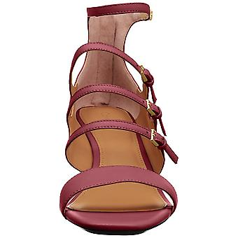Calvin Klein naisten Marko kierros rento Strappy sandaalit