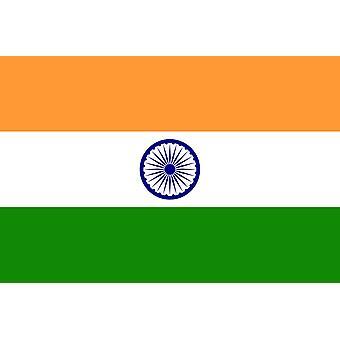 Flagge Indiens