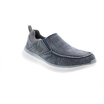 Skechers Volwassen Mens Delson 2.0 Larwin Lifestyle Sneakers