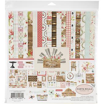 """Carta Bella Collection Kit 12""""X12"""" - Maalaistalomarkkinat"""