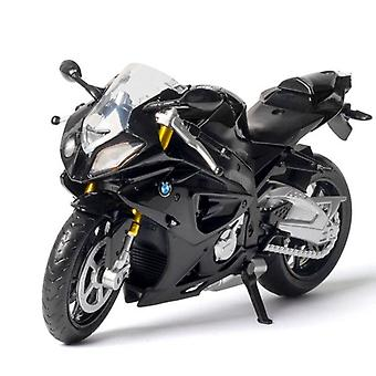 Legering motorfiets model met geluid en licht collectie speelgoed