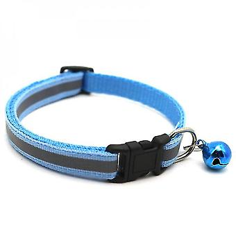 Pet Collar, Reflective Stripe, Suitable For Cat Or Dog