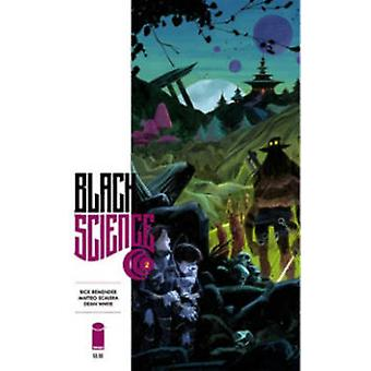 Black Science Volume 2 Welcome Nowhere Black Science Tp