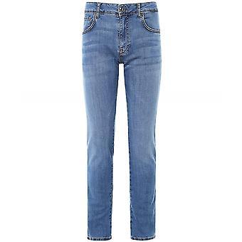Hackett Slim Fit Wiser Tvätta Jeans