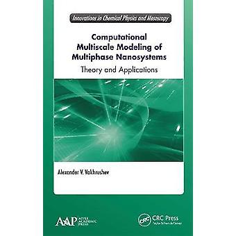 Modelado computacional multiescala de la teoría y aplicaciones de nanosistemas multifásicos Innovaciones en física química y mesoscopía