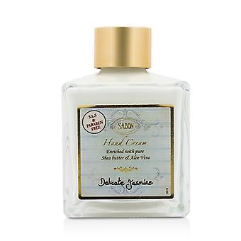 Sabon Hand Cream - Delicate Jasmine 200ml/7oz