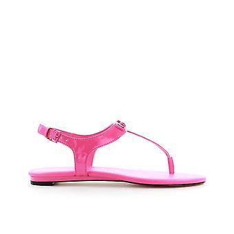 Calvin Klein Fuchsia Thong Sandal