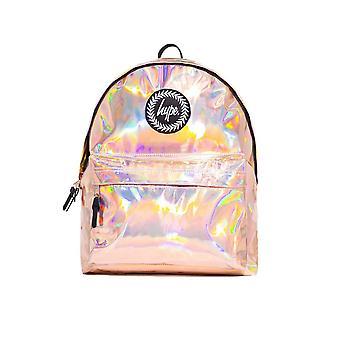 Hype Unisex Shiny Backpack